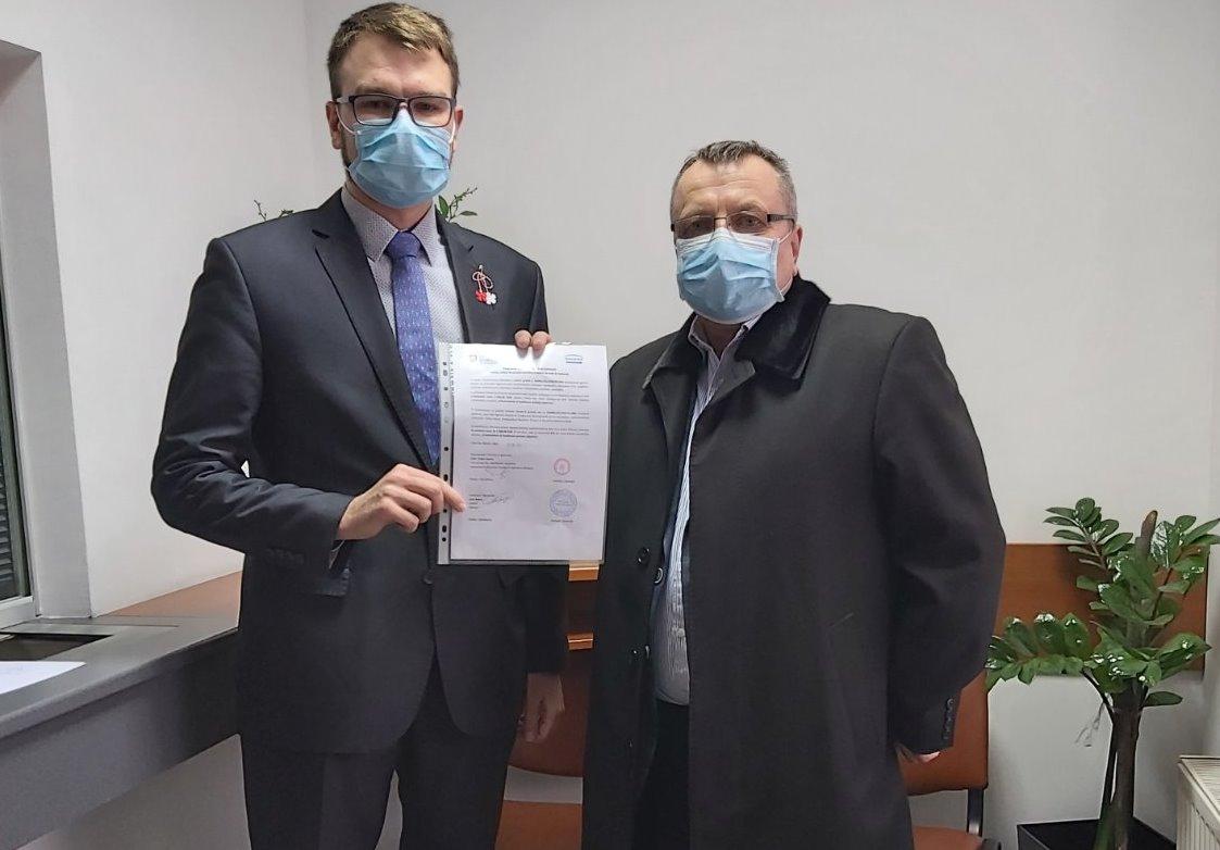 Ajutorul din partea ambasadei Republicii Slovaca