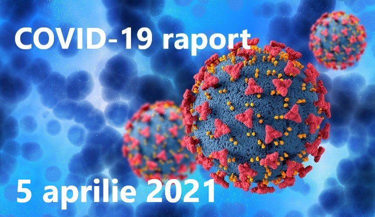 Tratamentul COVID-19  data de 5 aprilie 2021